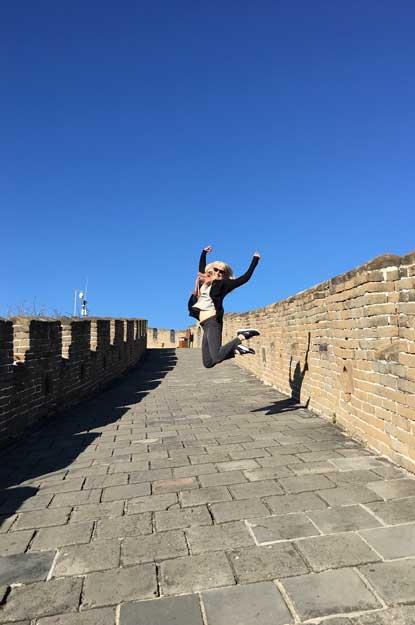 The Great Wall of China, Beijing with GeoEx.