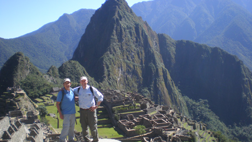 Machu Picchu Magic with Don George and Guide by GeoEx