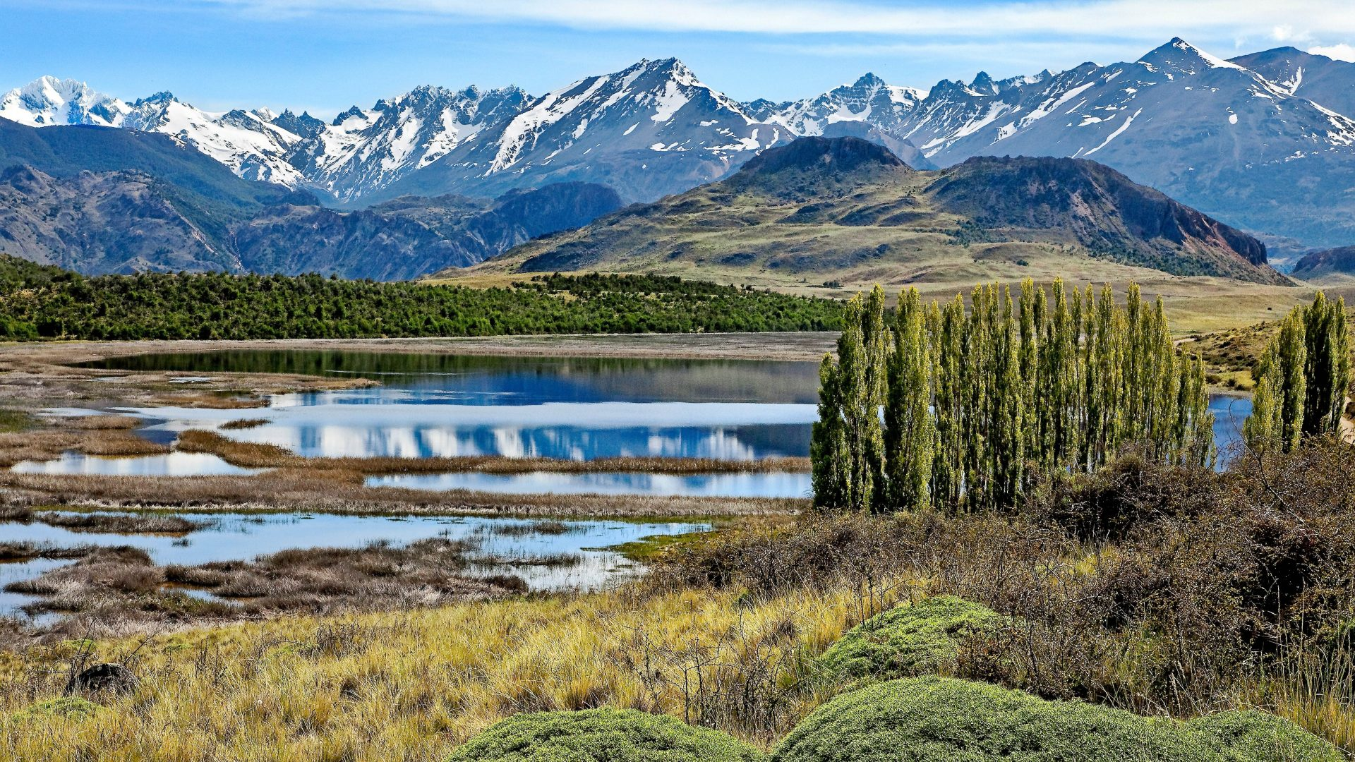 The remote Aysen region of Chile, Patagonia