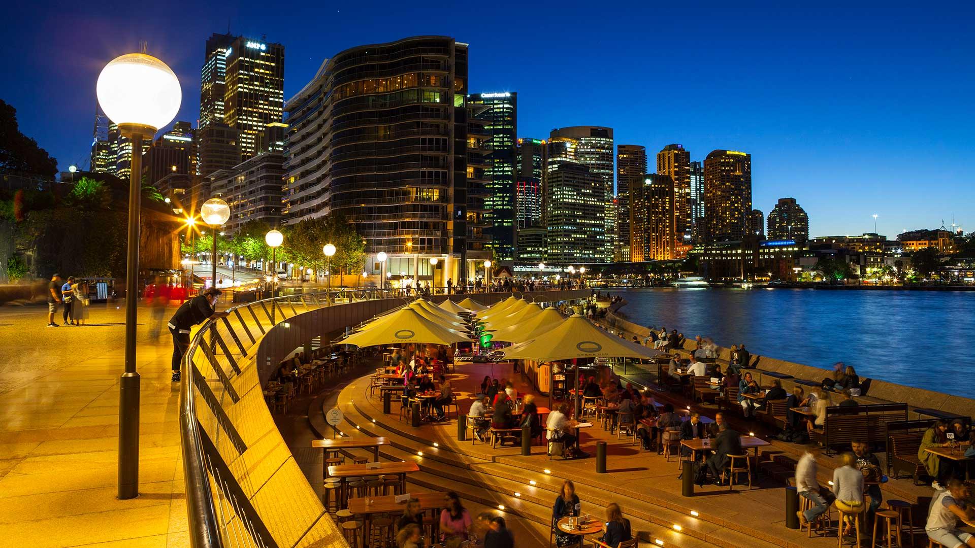 Darling Harbor, Sydney, New South Wales, Australia