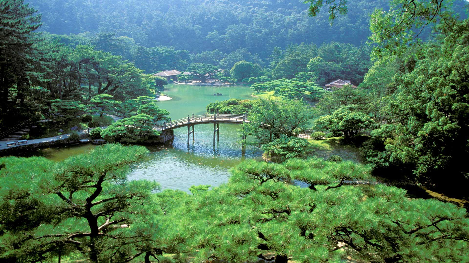 Ritsurin Park, Takamatsu