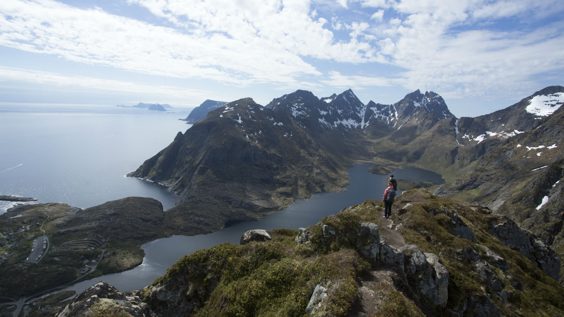Explore the great expanse of Norway