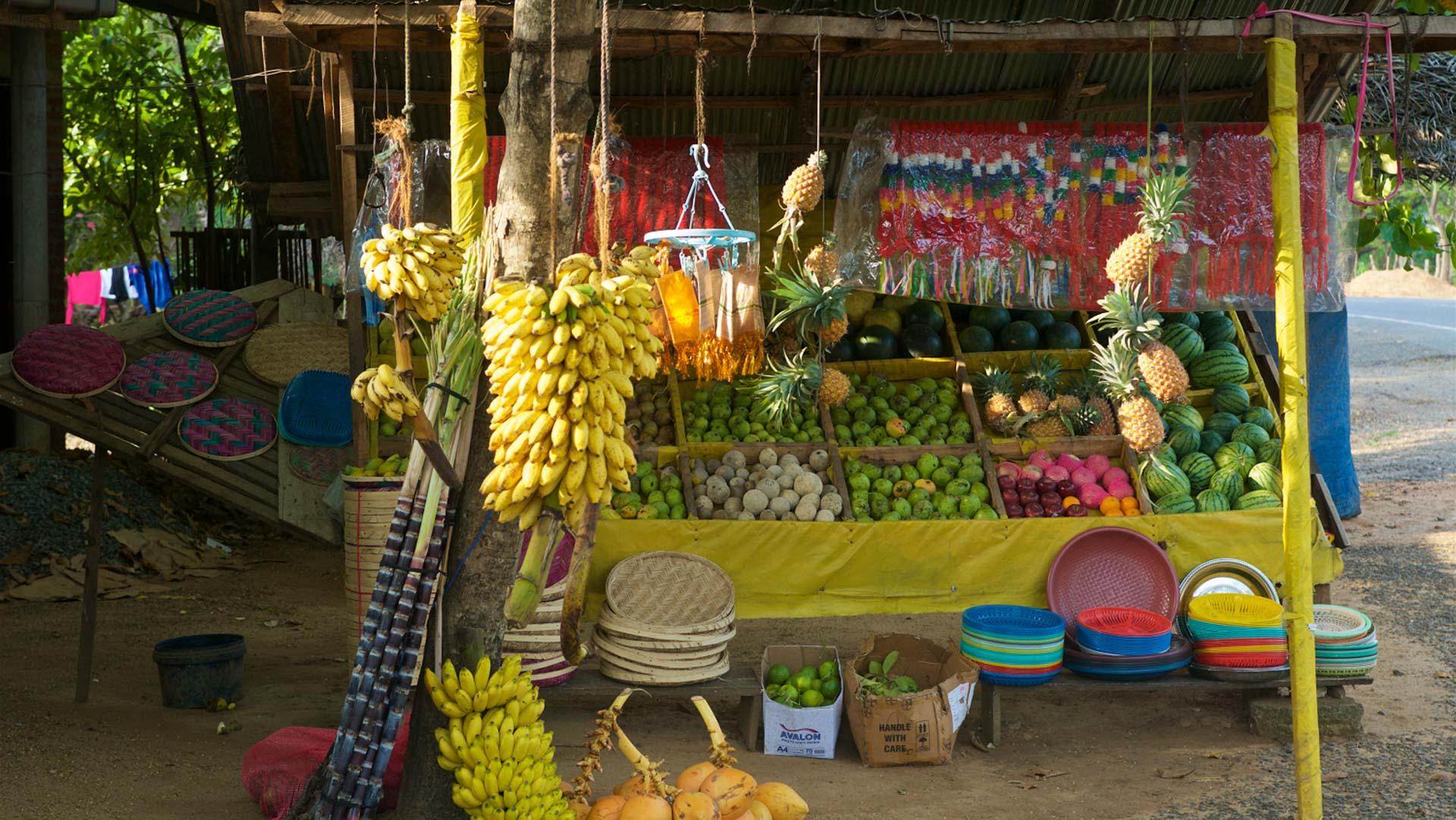 Market, Nuwara Eliya, Sri Lanka