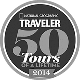 2014 National Geographic Traveler 50 Tours of a Lifetime