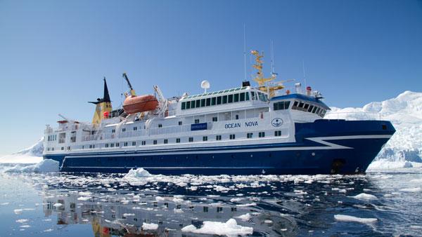 Ocean Nova icebreaker ship