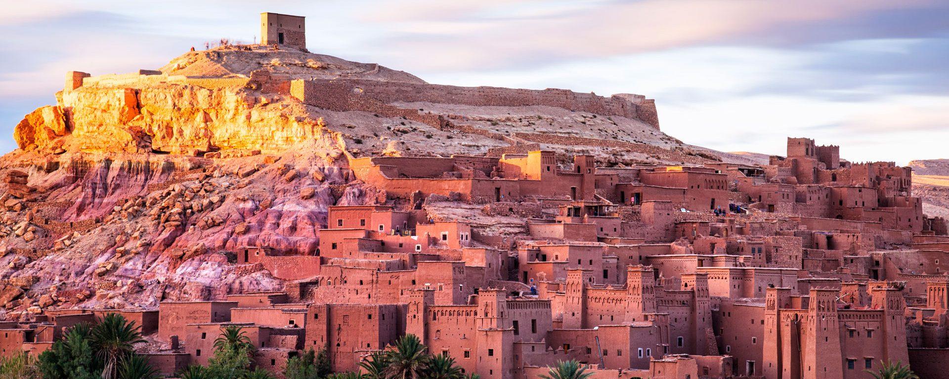 morocco-ouarzazate-ksar-ait-ben-haddou-architecture