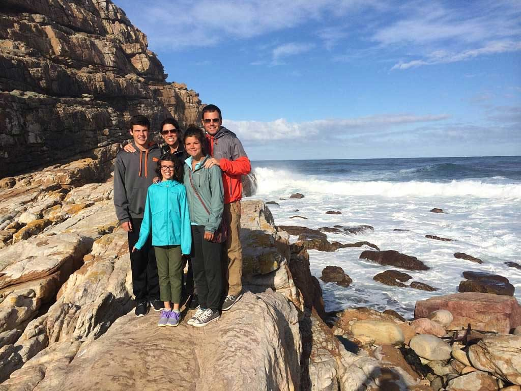 Family vacation to South Africa with GeoEx.