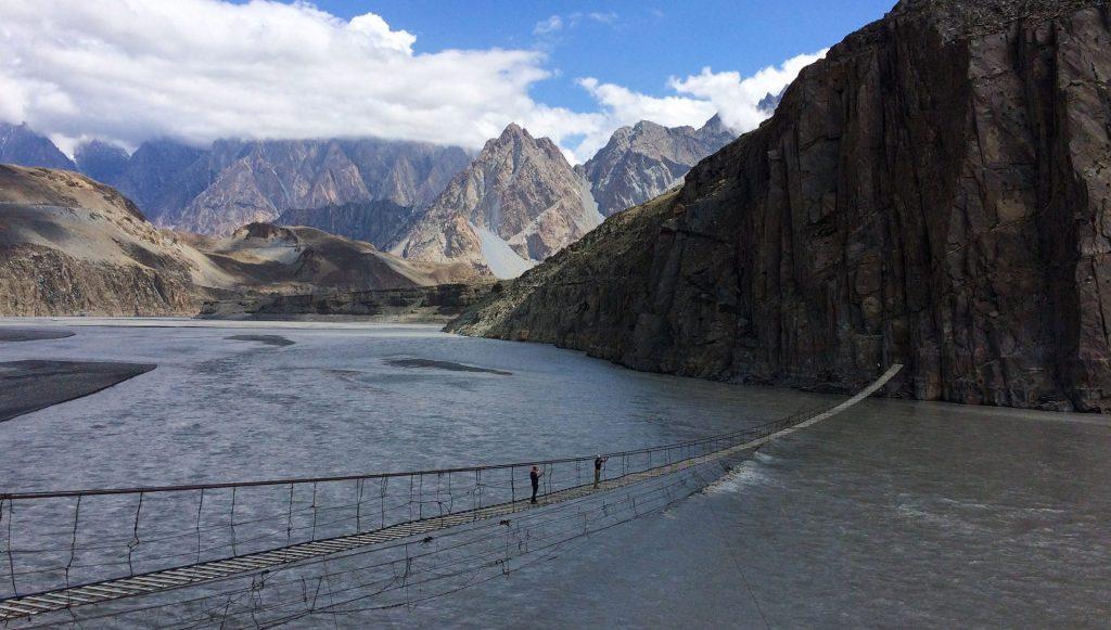 Adventure travel through Pakistan.