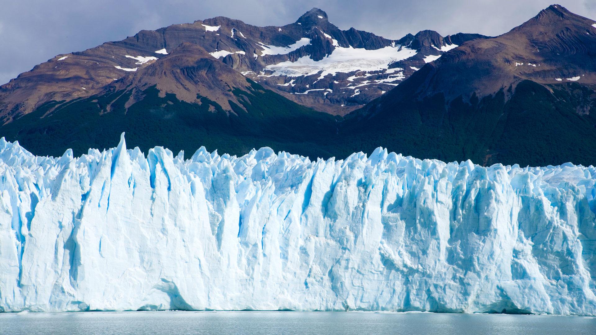 Perito Moreno Glacier near El Calafate, Argentina