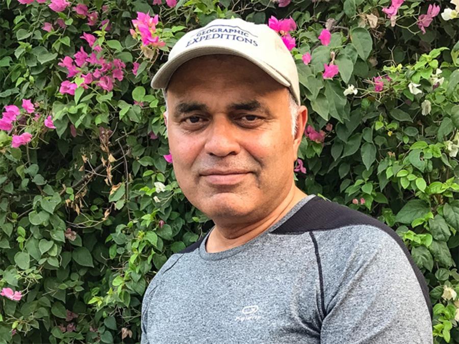 GeoEx India Trip Leader Manoj Sharma