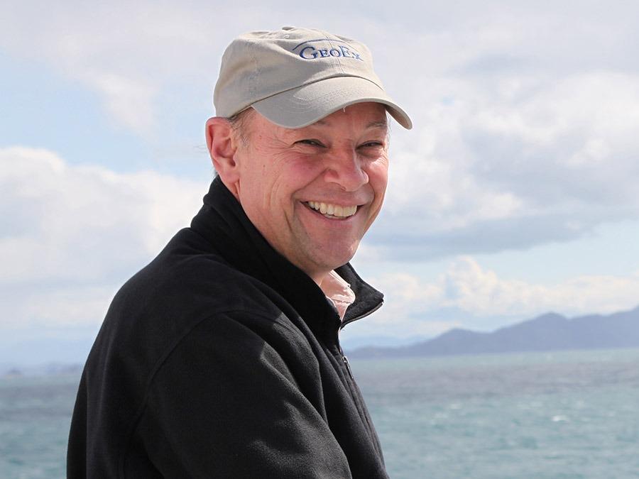 GeoEx Trip Leader Don George on Japan's Inland Sea
