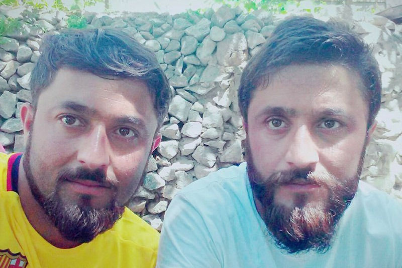 Twin boys from Hunza, Pakistan 30 years later