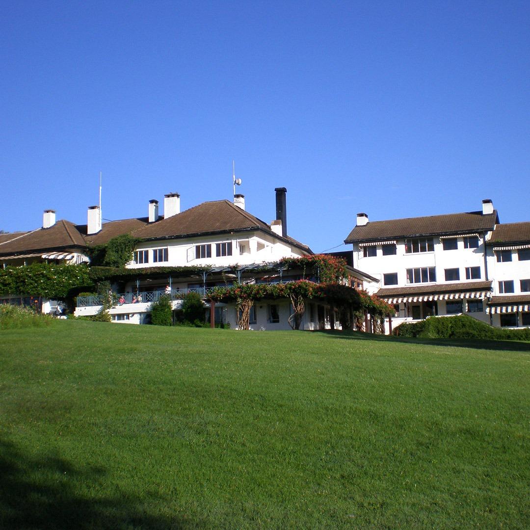 Exterior of the Mount Kenya Safari Club